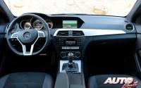 Mercedes-Benz C 250 Coupé Sport – Interiores