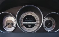 Mercedes-Benz C 250 Coupé Sport – Interior