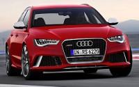 Audi RS 6 Avant 4.0 V8 TFSI quattro