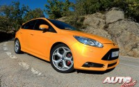 Ford Focus Berlina ST 2.0 EcoBoost – Exteriores