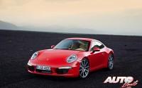 El Porsche rojo que llegó por Navidad