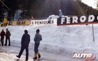 En el Rallye de Montecarlo de 1977, la expedición del Pub Seis Peniques montó en el Col de Turini las primeras pancartas publicitarias. Hasta en eso fueron pioneros.