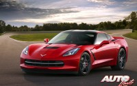 Chevrolet Corvette C7 Stingray 2014 – Exteriores
