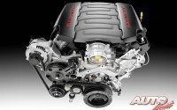 Chevrolet Corvette C7 Stingray 2014 – Motor 6.2L LT1