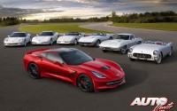 Chevrolet Corvette C7 Stingray 2014 – Generación Corvette