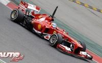 Ferrari F138… avioncitos de papel