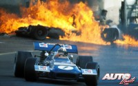 Los arriesgados años 70. Jackie Stewart Parte 2