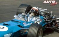 Los arriesgados años 70. Jackie Stewart Parte 1