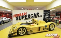 """Los """"Súper"""" Ferrari expuestos en Maranello"""