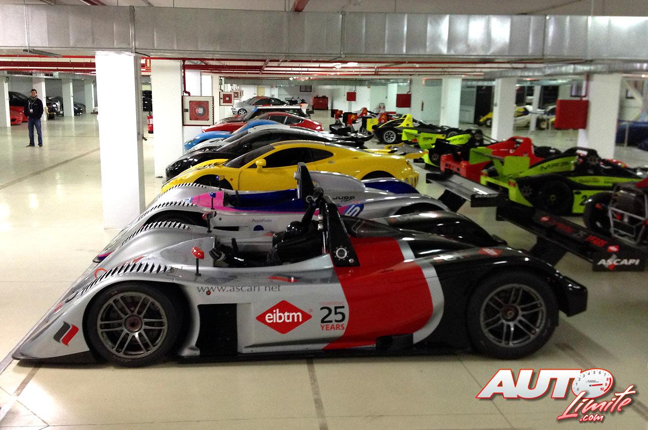 Circuito Ascari : Yo para ser feliz quierou2026
