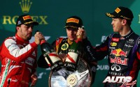 Räikkönen tenía un plan. GP de Australia 2013