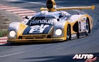 La victoria en las 24 Horas de Le Mans de 1978 fue para el Alpine-Renault A442 B pilotado por Didier Pironi y Jean-Pierre Jaussaud.