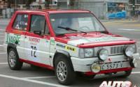 A fondo en el Rally Sanremo Histórico 2013