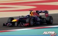 Un Vettel de película. GP de Bahréin 2013