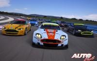 El negocio de los coches de carreras