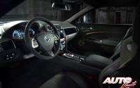 Jaguar XKR-S GT – Interiores
