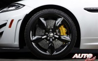 Jaguar XKR-S GT – Técnicas
