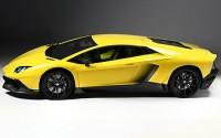 Lamborghini Aventador LP 720-4 50º Anniversario