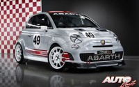 """""""Make it your race"""" con Abarth"""