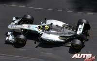 Nico Rosberg aprende rápido. GP Mónaco 2013
