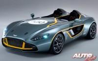 Aston Martin CC100 Speedster Concept – Exteriores