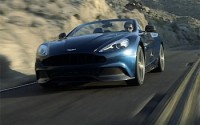 Aston Martin Vanquish Volante – Dinámico