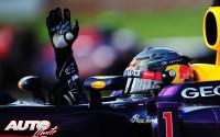 El solitario Vettel. GP de Canadá 2013