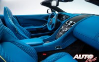 Aston Martin Vanquish Volante – Interiores