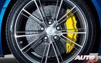 Aston Martin Vanquish Volante – Técnicas