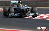 """El """"flechazo"""" de Lewis Hamilton. GP de Hungría 2013"""