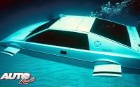 A la venta el Lotus Esprit submarino de 007