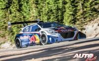 Récord de Loeb y Peugeot en Pikes Peak 2013