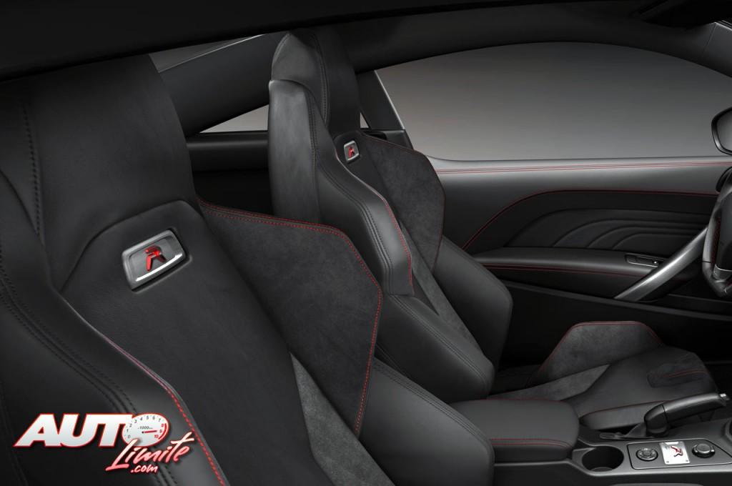 Peugeot rcz r interior 04 for Peugeot rcz interieur