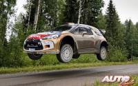 "Citroën Racing le ""roba la cartera"" a Dani Sordo"