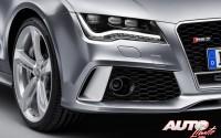 Audi RS 7 Sportback 4.0 V8 TFSI quattro – Detalles