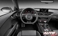 Audi RS 7 Sportback 4.0 V8 TFSI quattro – Interiores