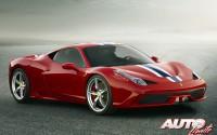Ferrari 458 Speciale – Exteriores