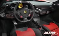 Ferrari 458 Speciale – Interiores