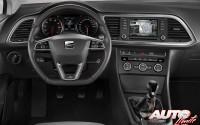 Seat León SC – Interiores