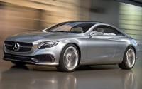 Mercedes-Benz Concept Clase S Coupé