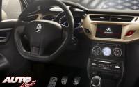 Citroën DS3 Racing Gold Mat – Interiores