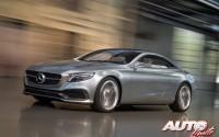 Mercedes-Benz Concept Clase S Coupé – Exteriores