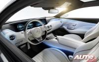 Mercedes-Benz Concept Clase S Coupé – Interiores