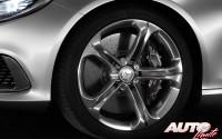 Mercedes-Benz Concept Clase S Coupé – Técnicas