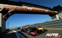 La carrera de los Subcampeones. GP de Corea 2013