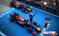 Carrera de estrellas. GP de Japón 2013