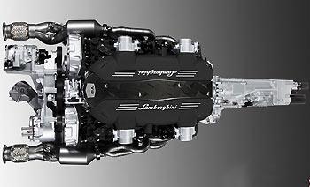 lamborghini veneno roadster engine pics