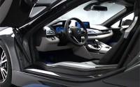 BMW i8 – Interior