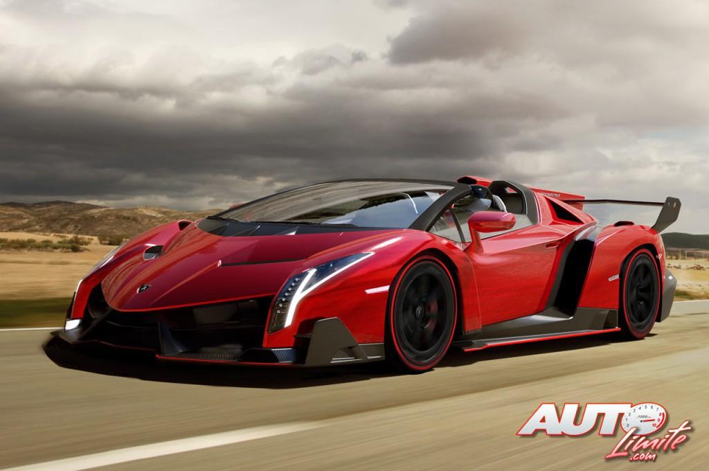 Lamborghini Veneno 16