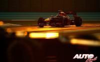 Superioridad Vs Coraje. GP de Abu Dhabi 2013